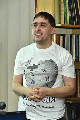 Тернопіль - Вікізустріч із Мар'яном Довгаником у ТОУНБ - 17021942