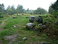 Фрагменты крепостных укреплений Тиверского городища.jpg