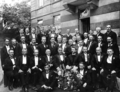 Чоловічий хор «Бандурист» після ювілейного концерту з нагоди 25-ліття заснування колективу.png