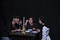 تئاتر باغ وحش شیشه ای به کارگردانی محمد حسینی در قم به روی صحنه رفت - عکاس- مصطفی معراجی 03.jpg