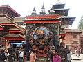 काल भैरव, वसन्तपुर दरवार क्षेत्र (Basantapur, Kathmandu) 20.jpg