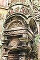 কালীমন্দিরের স্তম্ভের কারুকাজ,সোনারং জোড়া মঠ।.jpg