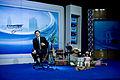 นายกรัฐมนตรีดำเนินรายการเชื่อมั่นประเทศไทยกับนายกอภิสิ - Flickr - Abhisit Vejjajiva.jpg