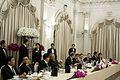นายกรัฐมนตรี เป็นเจ้าภาพถวายเลี้ยงพระกระยาหารกลางวันแด - Flickr - Abhisit Vejjajiva.jpg