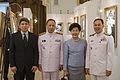 นายกษิต ภิรมย์ รัฐมนตรีว่าการกระทรวงการต่างประเทศและภร - Flickr - Abhisit Vejjajiva.jpg
