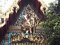 หน้าบัน รูปพระเวสสันดร Tympanum in story of Phra Wessandorn.jpg