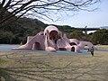 めかり潮風公園の巨大タコ形滑り台 - panoramio.jpg