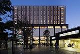建物の右上に「Keisei BLDG.」と表示されている