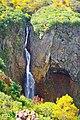 不帰の滝 Kaerazu-no-taki waterfall - panoramio.jpg
