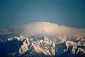 云中的托木尔峰 - panoramio.jpg