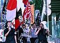排害社による「外国人への公金支出全廃を求めるデモ」の様子.jpg