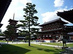 薬師寺 - panoramio (3)