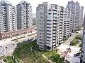 金会昌住宅区南北区之间的道路 - panoramio.jpg