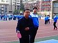 雁塔 陕师大附中分校在打乒乓球 03.jpg