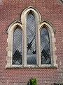 -2020-12-28 Window, west facing elevation, Cromer town cemetery chapel, Cromer, Norfolk.JPG