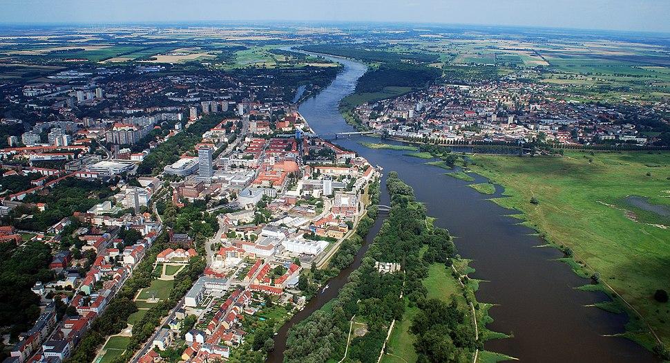Frankfurt an der Oder in July 2011