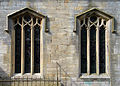020 Stoke Rochford Ss Andrew & Mary, exterior - south aisle south windows.jpg