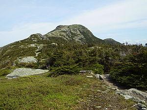 Mount Mansfield - Mansfield's summit.