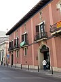 034 Cal Freixedes (Vilafranca del Penedès), actual Consell Comarcal.JPG