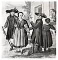 089 Hochzeitsparthie dem Murauer Bezirke um 1812 Lederwasch.jpg