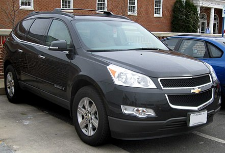 Chevrolet Traverse Wikipedia