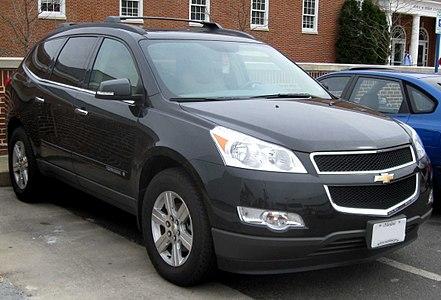 Chevrolet Traverse - Wikipedia