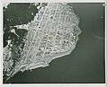 1-65. Seward Aerial - Shows debris clearance area of waterfront in relation to the main part of Seward. (Looking North) - DPLA - ea02b90398c2b6bc761cfc7da0ebba4e.jpg