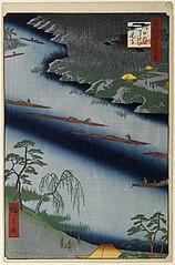 The Kawaguchi Ferry and Zenkōji temple