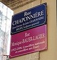 100elles Monique Bauer-Lagier - Rue Chaponnière.jpg