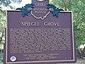 101 0496 spiegel grove state hist'l marker, fremont ohio.JPG