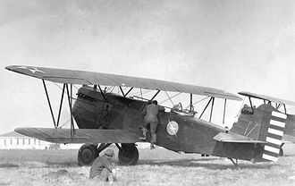 101st Intelligence Squadron - Image: 101st Observation Squadron Curtis O 11