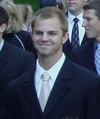 Jimmy Clausen - Clausen in 2007.