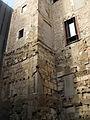 107 Muralla romana darrere el Pati Llimona.jpg