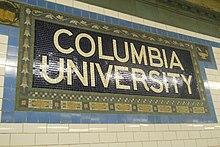 Columbia University - Wikipedia