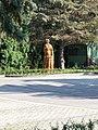 11 Várkerület, wooden statue, 2020 Sárvár.jpg