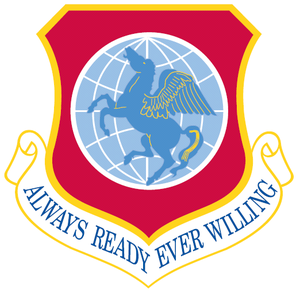 Rosecrans Air National Guard Base - Image: 139th Airlift Wing