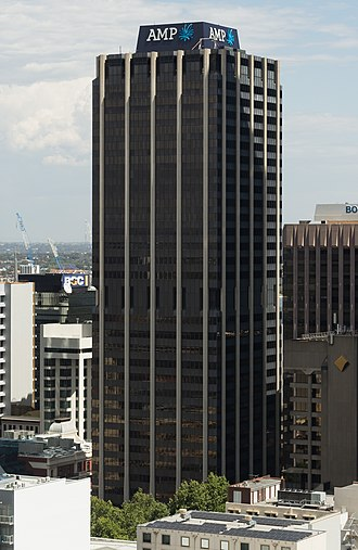 140 St Georges Terrace - Image: 140 St Georges Terrace, November 2017