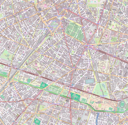 Comment aller à Institut Mutualiste Montsouris en transport en commun - A propos de cet endroit