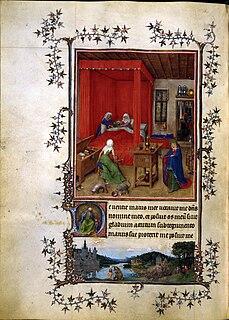 Turin–Milan Hours Manuscript