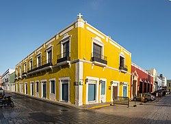 Hình nền trời của Campeche