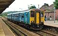 150280 Penarth to Bargoed 2D42 at Caerphilly (34176964434).jpg
