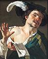 1622 Baburen Singender junger Mann anagoria.JPG
