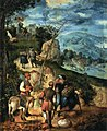 16th-century unknown painters - Abraham Leading his Son Isaac to the Sacrifice - WGA23624.jpg