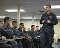 170123-N-GZ228-011 - CAPT Ryan Dowdell speaks to U.S. Navy sailors in San Diego County, California.jpg