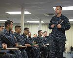 170123-N-GZ228-011 - CAPT Ryan Dowdell speaks to U.S. Navy sailors in San Diego County, California.jpg