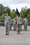 173rd Airborne participates in Saber Strike 2014 closing ceremony 140618-Z-ZW424-214.jpg