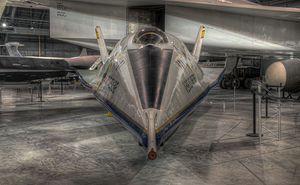 Martin Marietta X-24 - X-24B at the USAF Museum