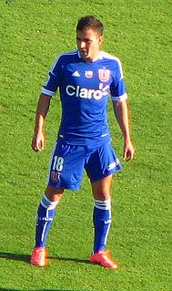 Felipe Gallegos Chilean footballer