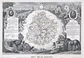 1847 Levasseur Map of Sarthe, France - Geographicus - Sarthe-levasseur-1847.jpg