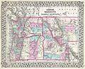 1877 Mitchell Map of Oregon, Washington, Idaho and Montana - Geographicus - WAORIDMT-mitchell-1877.jpg